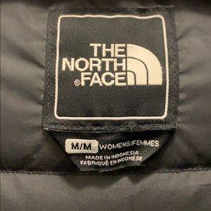Kneelength winter north face women's jacket
